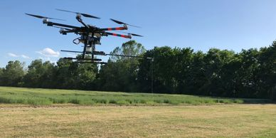 AgPro: Rantizo drone targets weed with precision