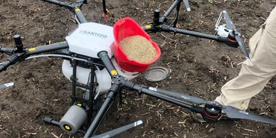 The Big Show: First approved drone sprayers in Iowa