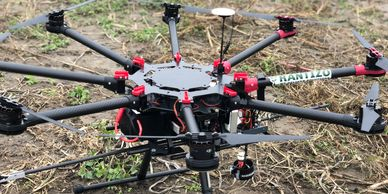 Clay & Milk: Rantizo Bringing Drone Tech to Ag Industry