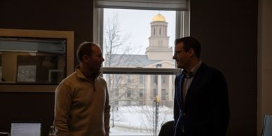 The Daily Iowan: Iowa City ag startup looks to Governor's Office for better rural internet