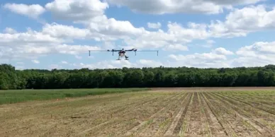 AgProfessional: First company approved for ag spraying via drone in Iowa