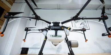 Iowa City Press-Citizen: Iowa City company innovating pesticides with drones