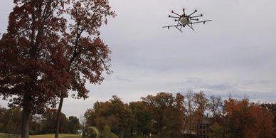 Prairie Farmer: Sprayer drones show potential in ag