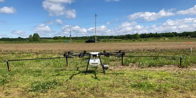 PrecisionAg: Three agricultural spray drone models that promise to be breakthroughs