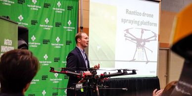 Rural Radio Network: Live from the AgTech Innovation Competition