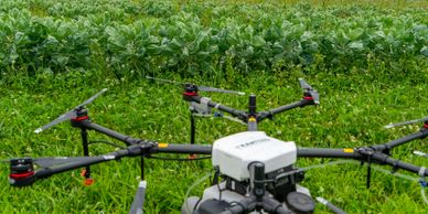 Commercial UAV News: Using drones in agriculture to spray fields with Rantizo