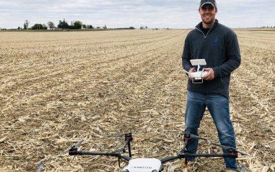 Ag Professional: Rantizo expands drone application network for 2020 season
