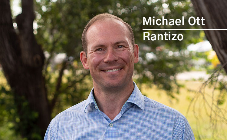 CEO of Rantizo, Michael Ott