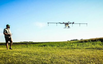 Hoosier Perspectives: Custom drone application could be glimpse of future