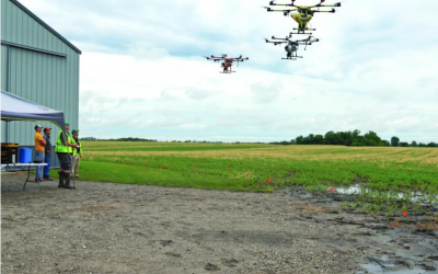 The Scoop: How drone applications can fit into ag retail