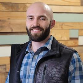 Bryan Lankford, Sales Territory Representative for Rantizo Pacific Northwest