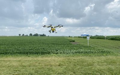 Carroll Times Herald: Landus launches Innovation Center, showcases pioneering ag