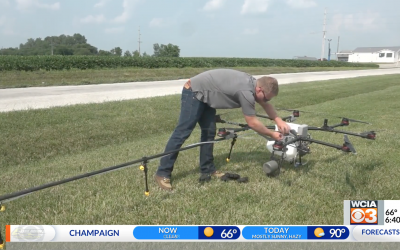 WCIA The Morning Show: Road to the Farm Progress Show