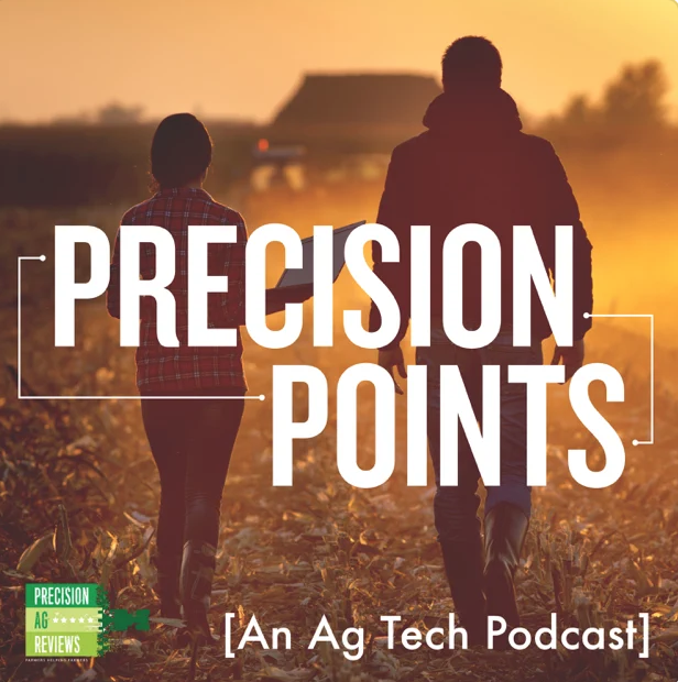 Precision Points Podcast: Rantizo's systems approach to drones in agriculture with Michael Ott and Ken Rost