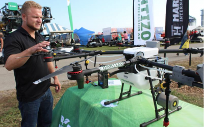 Agrinews: Rantizo offers drone training, application services for crop acres